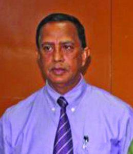 Former NCN Chairman Bishwa Panday