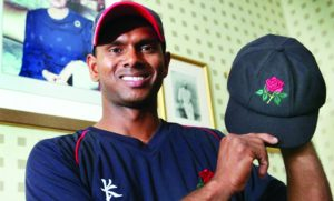Shivnarine Chanderpaul had a stint at Lancashire in 2010