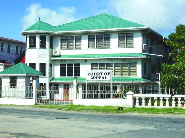 guyana court of appeal