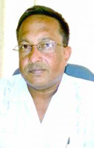 GAWU General Secretary, Seepaul Narine