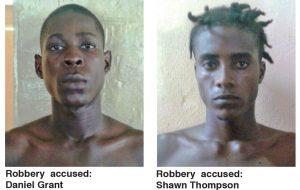 suspected bandits
