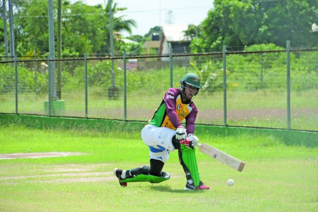 Shimron Hetmyer is one talented player that can use the CPL as a launch-pad for an already blossoming career (Marceano Narine photo)