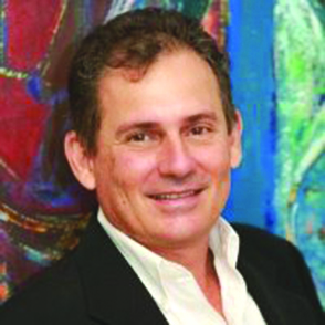Managing Director of Staatsolie, Rudolf Elias