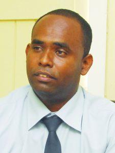 Crime Chief Wendell Blanhum
