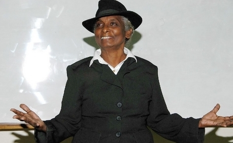 Dr. Jean Small in 2010