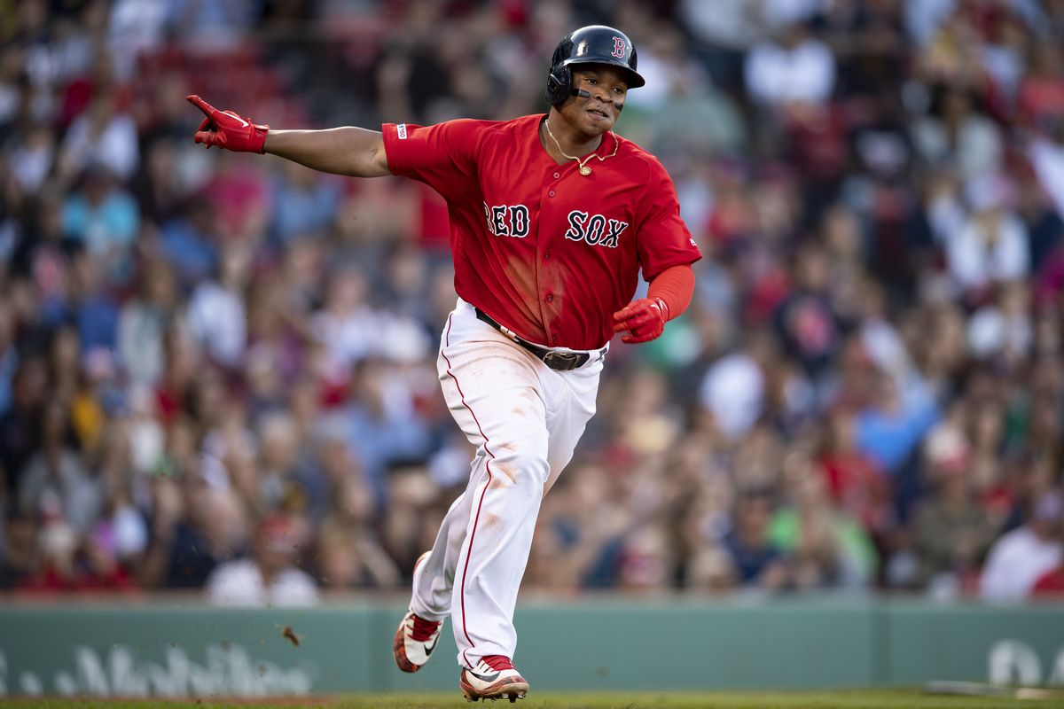 Predicting the 2020 Red Sox Lineup and Rotation