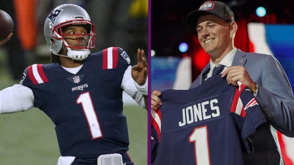 Who Should Start Week 1: Cam Newton or Mac Jones?