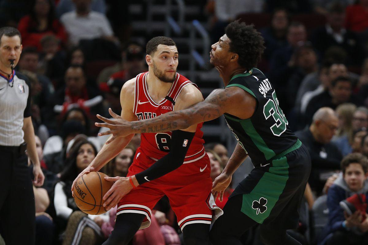 Preview: Celtics Wrap Up Road Trip in Chicago, Face-Off vs LaVine, Bulls