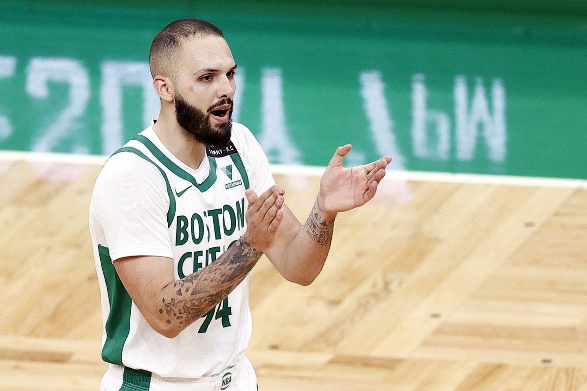 Do the Celtics Need to Re-Sign Evan Fournier?