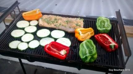 Barbecue à Caldera