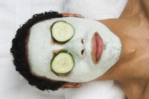 mens facial mask