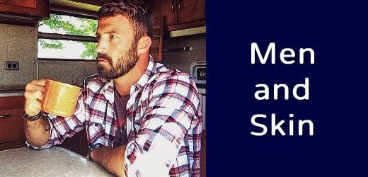 men and skin facial mask considerations