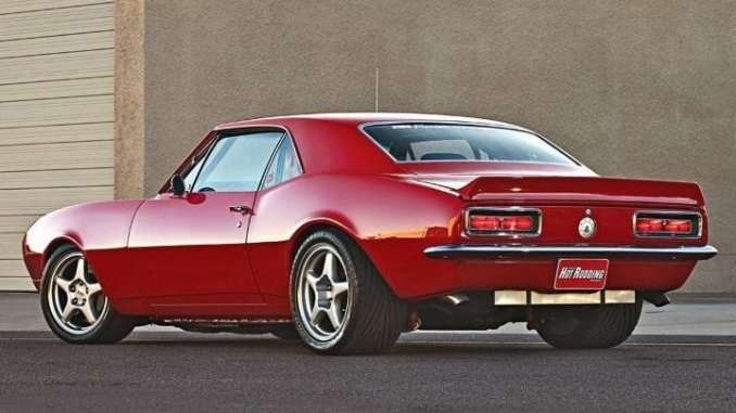 5 Amazing Facts About The 1967 Chevy Camaro Mens Culture