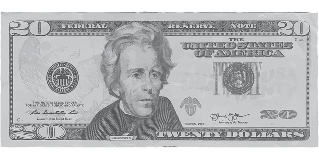 andrew jackson on money