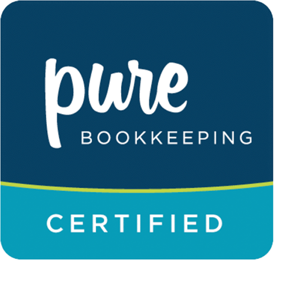 GuYDanS consulting and bookkeeping, Pure Bookkeeping logo