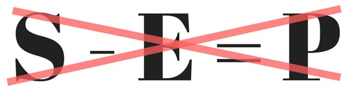 Expense-Driven Equation