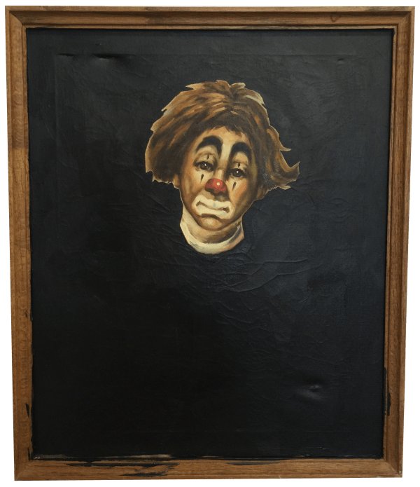 Famous Clown Painting Artists