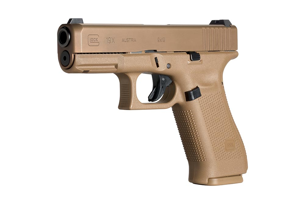 Glock G19X, Fear and Loading, Guy J. Sagi