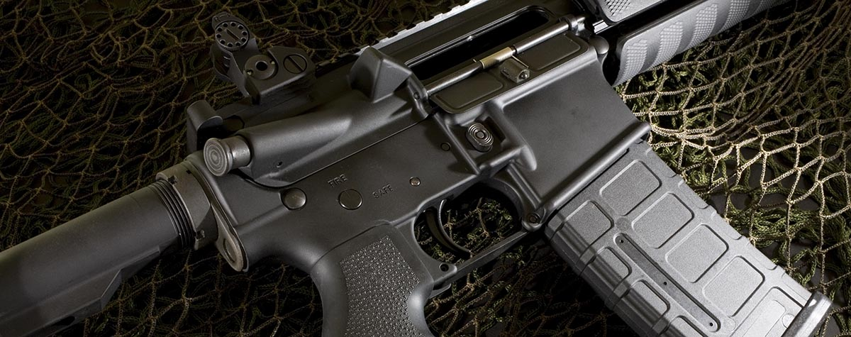 nuns guns and mutual funds, ruger, ruger vote, Fear and Loading, Guy J. Sagi, Ruger SR556, Raeford, NC, Fayetteville