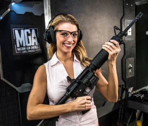 Machine Gun America, Florida gun destination, Guy J. Sagi, Fear and Loading, Orlando FL
