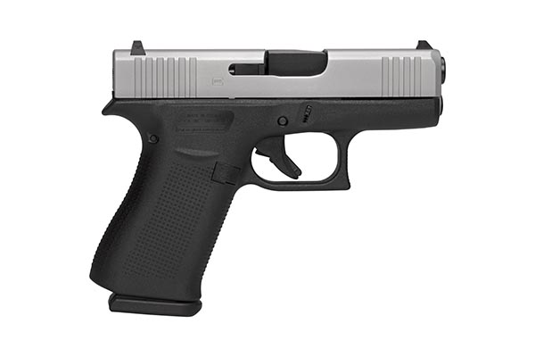 Glock G43X, Fear & Loading, Guy J. Sagi, Raeford NC