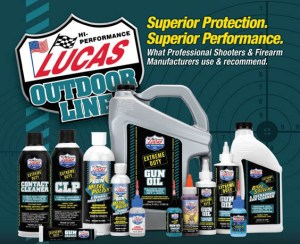 Lucas Oil Outdoor Line Expands in Bass Pro Shops