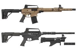 Hatsan's Versatile Tactical Shotgun Line