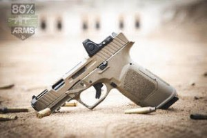 80% Arms Introduces World's First Modular Polymer 80% Pistol