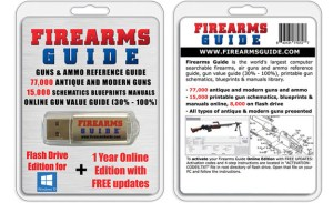 New Firearms Guide 11th Edition finally is published on super-fast Flash Drive for offline use