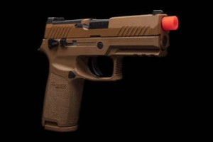 SIG Sauer Introduces PROFORCE M18 Airsoft Pistol