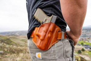 Concealed Carry Positioning with Galco Part II