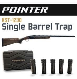 Legacy Sports POINTER KST-1230 Single Barrel Trap