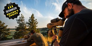 "SIG SAUER Electro-Optics OSCAR8 Spotting Scope Receives ""2020 Editor's Choice"" Award"