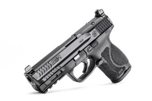Smith & Wesson Optics-Ready M&P9 M2.0 Compact Pistol