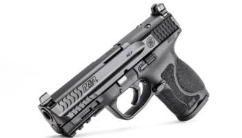 Smith & Wesson Optics-Ready M&P9 M2.0 Compact Pistol