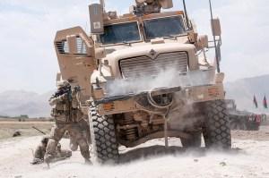 Are Civilian Guns Military Tough?