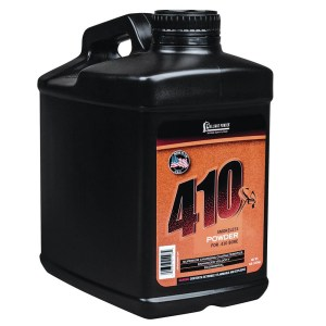 Alliant Powder's 410 Propellant is Specifically Designed for Shooting Sport's Smallest Sub-Gauge