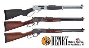 New Guns & Gear for 2021—Henry Introduces 32 New Firearms