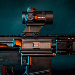 Primary Arms Optics GLx Microdot Riser Mounts