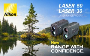 New Guns & Gear for 2021—Nikon Announces New LASER 50 and LASER 30 Multi-Purpose Laser Rangefinders