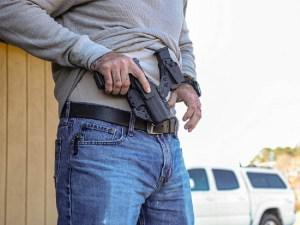 Blackhawk Releases New Stache IWB Concealment Holster
