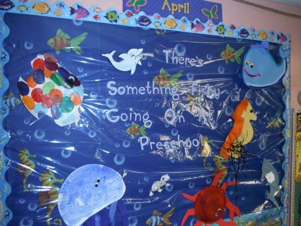 Preschool Curriculum & Bulletin Boards