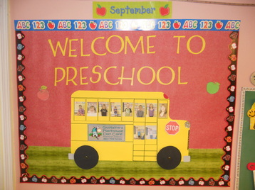 September picture welcome to preschool also curriculum  bulletin boards rh guylainesplayhousedaycare weebly