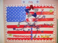 PreSchool Curriculum & Bulletin Boards