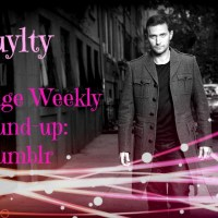 Armitage Weekly Round-up - tumblr edition - #1