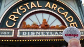 deranged in Disneyland