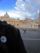 Barsine at the Vatican