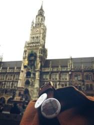 Mrsjohnstandring in Munich
