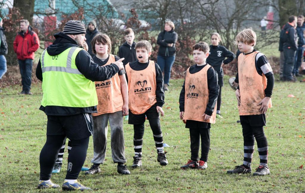 Veseyans Micros, Mini & Junior Rugby – Sunday Morning