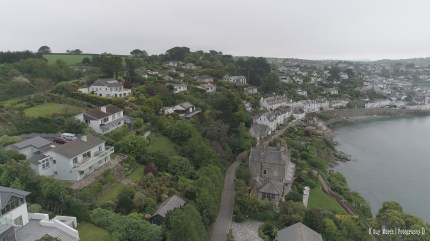 Main Road into St Mawes